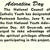 Adoration Day