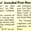 'Gwynmercian' Awarded First Honors by A.C.P.