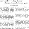 Treweryn-Mercy Day Camp Opens Second Season June 22