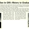 Largest Class in GM's History to Graduate June 2