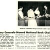 Sr. Mary Consuelo Named National Book Chairman