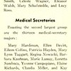 Secretarial Majors Lead Class of '56