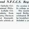 Three Gwinnies Attend N.F.C.C.S. Regional Congress