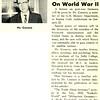 Mr. Connors To Talk Jan. 23 On World War II