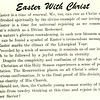Easter With Christ