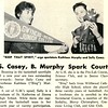 S. Casey, B. Murphy Spark Court