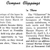 Campus CLippings