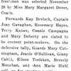Mary M. Dever Announces 1952 Basketball Squad