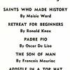 New Lenten Readings
