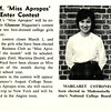 """G.M. """"Miss Apropos"""" To Enter Contest"""