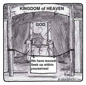 GOD: Kingdom of Heaven We have moved! Seek us within yourself!