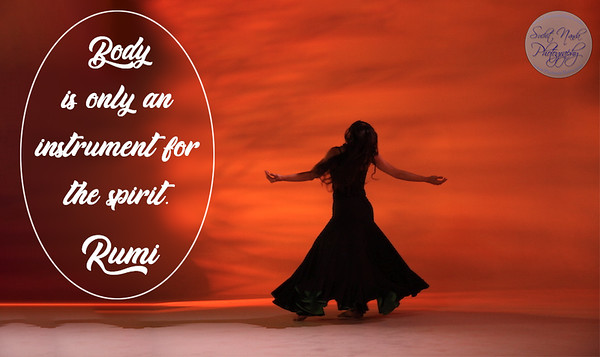 Body is only an instrument for the spirit.   #Rumi #gyan  #knowledge #truth #wisdom #quote