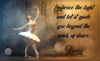 Embrace the light and let it guide you beyond the winds of desire.  #Rumi #gyan #spiritual #spirituality #knowledge #truth #wisdom #quote #quotes #quoteoftheday #quotestoliveby #WiseWords #DailyQuote