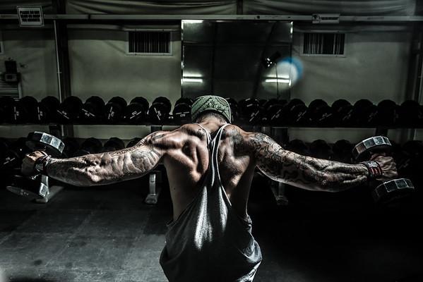 Gym Photos (Kenneth Cantal)
