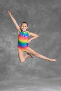 Dance Jump Pose