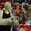 NCAA Gymnastics Athens Regional