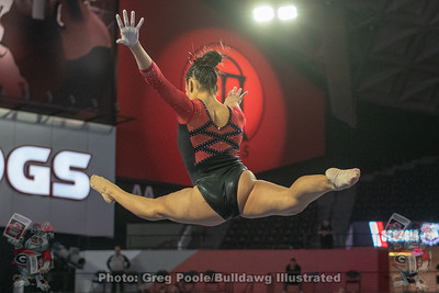 2019 UGA Gymnastics - First Look