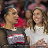 Lauren Johnson and Courtney Kupets Carter– Georgia vs. Boise State – March 10, 2018