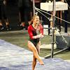 Georgia gymnast Haley de Jong during a gymnastics meet against Missouri at Stegeman Coliseum in Athens, Ga., on Friday, January 8, 2021. (Photo by Tony Walsh)