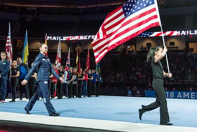 American Cup Gymnastics March 3, 2018