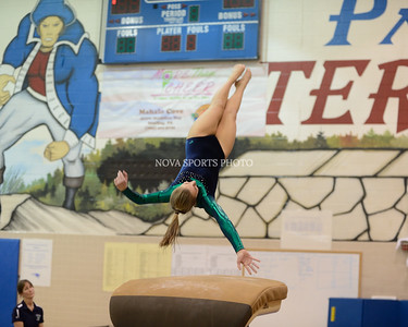 Gymnastics: 2014 Glory Days Invitational @ Park View 1.4.14