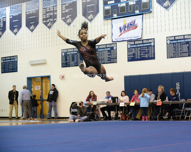 Gymnastics: 2015 Conference 21 Championships Vol. 2 of 2,  2.3.15