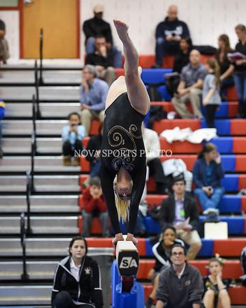 AW Gymnastics 2016 Group 4A-5A Regional Championships-10