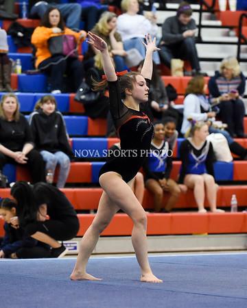 AW Gymnastics 2016 Group 4A-5A Regional Championships-255