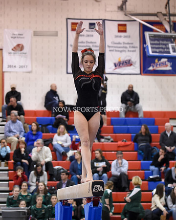 AW Gymnastics 2016 Group 4A-5A Regional Championships-44