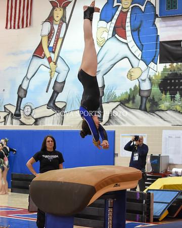 AW Gymnastics 2016 Group 4A-5A Regional Championships-88