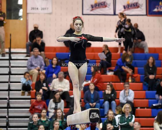 AW Gymnastics 2016 Group 4A-5A Regional Championships-48