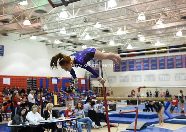 AW Gymnastics 2016 Group 4A-5A Regional Championships-195