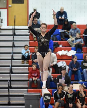 AW Gymnastics 2016 Group 4A-5A Regional Championships-22