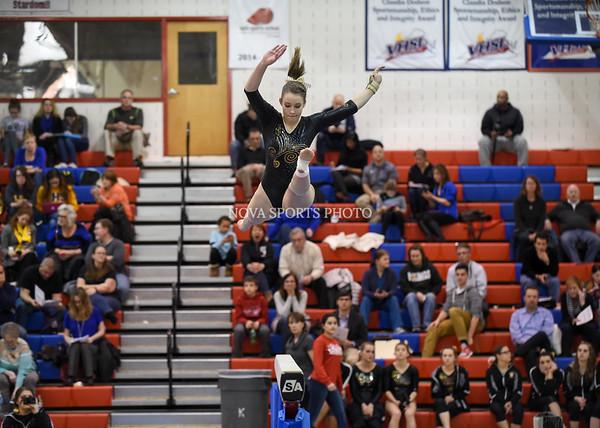 AW Gymnastics 2016 Group 4A-5A Regional Championships-23