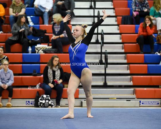 AW Gymnastics 2016 Group 4A-5A Regional Championships-345