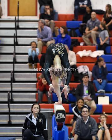AW Gymnastics 2016 Group 4A-5A Regional Championships-9