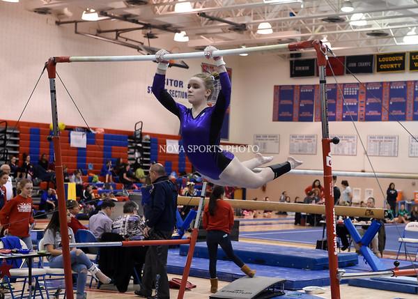 AW Gymnastics 2016 Group 4A-5A Regional Championships-179