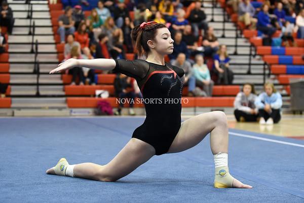 AW Gymnastics 2016 Group 4A-5A Regional Championships-257