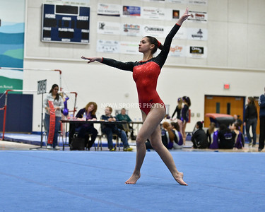 Gymnastics: 8-Team Meet @ John Champe 12.12.13
