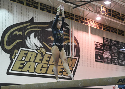 Gymnastics: Freedom Meet 12.21.16