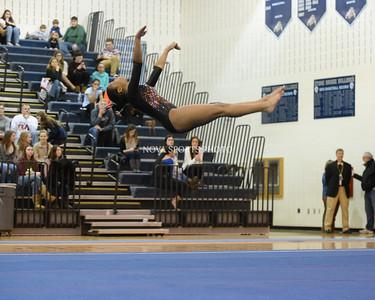 Gymnastics: 2015 Conference 14 Championship  2.3.15