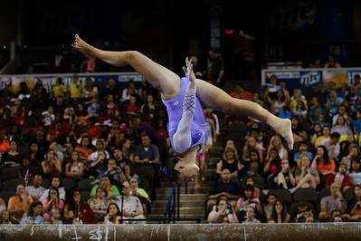Secret U.S. Classic Women's Gymnastics @ Sears Centre 08.02.14