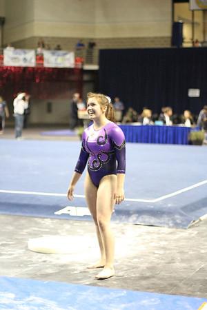 TX HS Gymnastics State 2012 #2