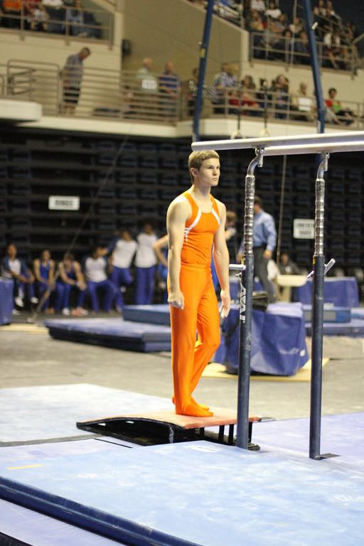 TX HS Gymnastics State 2012 #4
