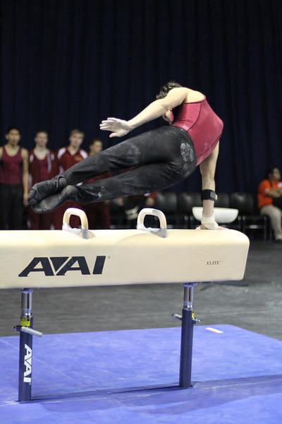 TX HS Gymnastics State 2012 #5