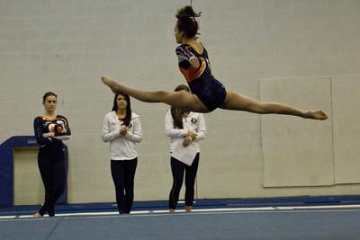 Gymnastics vs Solon
