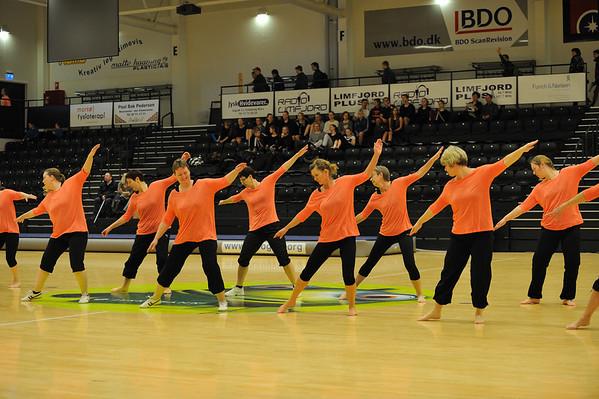 Frueholdet - Sydmors IF - Arenaen Nykøbing Mors - Marts 2013