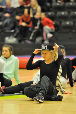 Mixholdet Nykøbing Mors I F  Marts 2013 Arenaen Nyk. M.