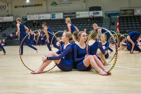 Lyngs Idrætsefterskole GFM 10/3-2018 Mors Arena