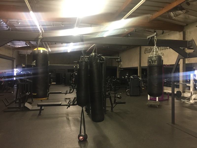 Gym View #6